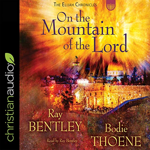 On the Mountain of the Lord audiobook cover art