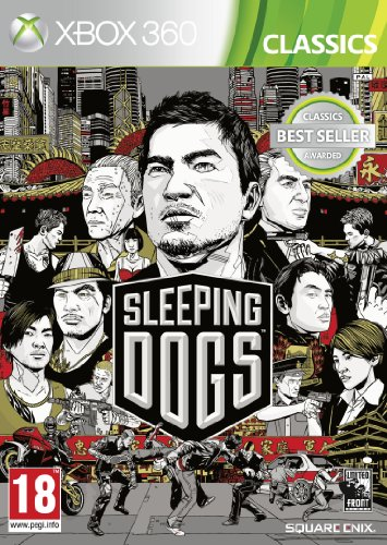 [Import Anglais]Sleeping Dogs Game (Classics) XBOX 360