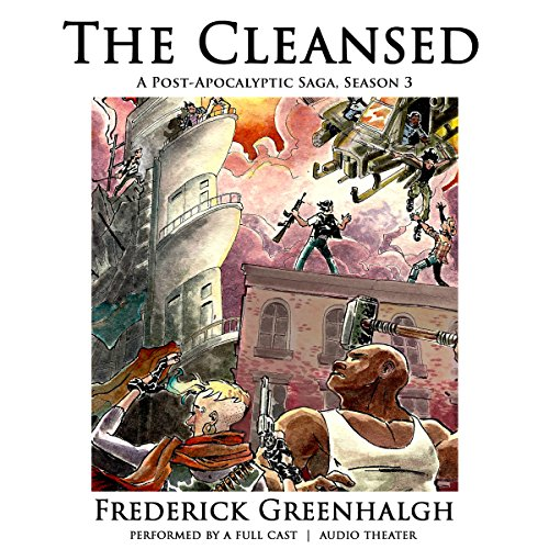 The Cleansed, Season 3 audiobook cover art