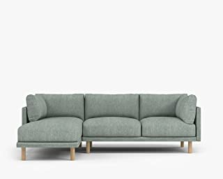 Kure Sectional Sofa, Anderson LHF, Bergen