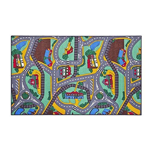 Paradiso City Tapis de Jeu 95 x 133 cm