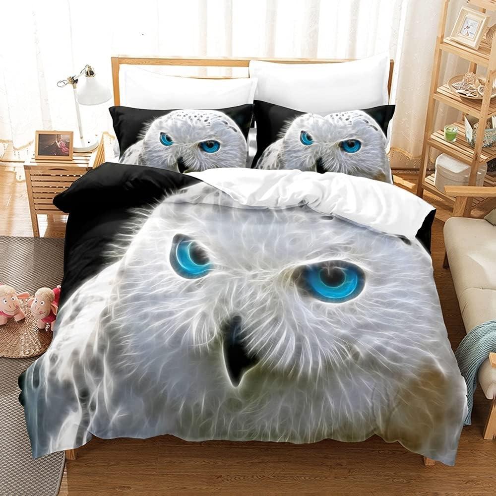 tehui 3D Lion Print Duvet Cover Quilt C Animal Bedding Sets Safety and trust Gorgeous