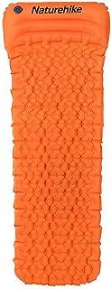 NatureHike エアマットレス エアーベッド エアマット ウェーブ 寝袋 シュラフ スリーピングバッグ 枕付