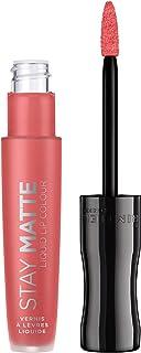 Rimmel London Stay Matte Liquid Lip Colour Barra De Labios Tono 600 5.5 ml
