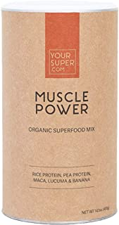 Best muscle power girl Reviews