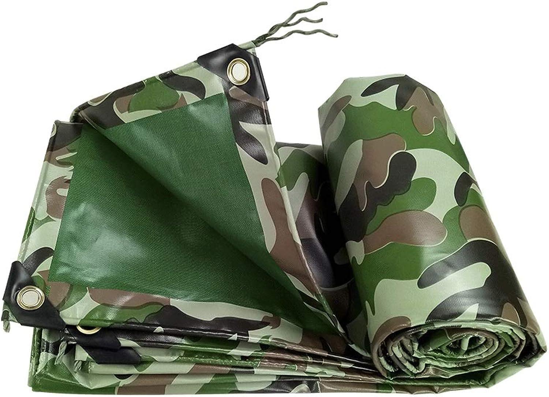 Rainproof Cloth Thickened Material clothawning Cloth Outdoor Tarpaulin Sun Predection Tarpaulin Plastic Sunshade hickened (Size   2m2m)