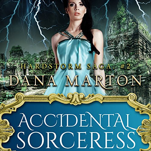 Accidental Sorceress cover art