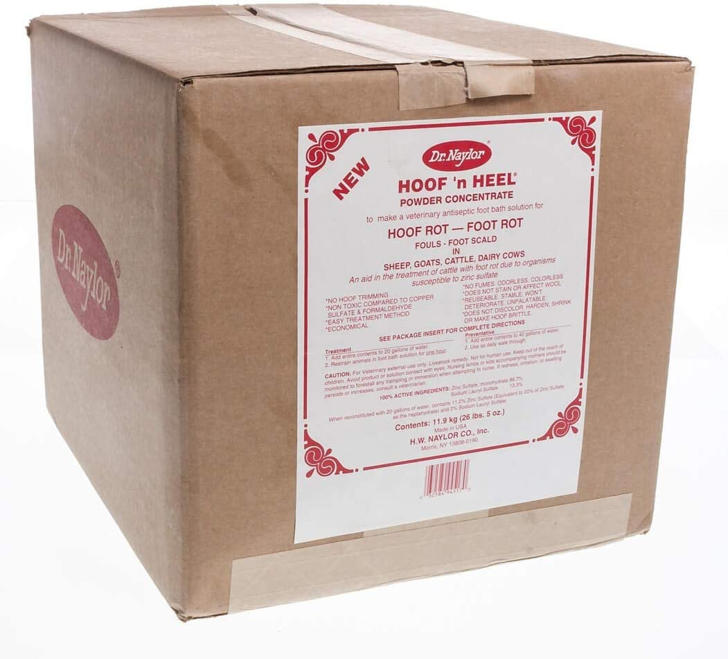 Max 55% OFF Dr. Naylor Online limited product Hoof 'n Heel lb 26 Concentrate Powder