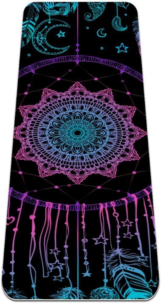 Lenergy Pilates Mat Color Dream Discount mail order Eco Yoga Ex Super beauty product restock quality top Catcher Friendly