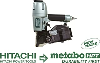 Metabo HPT NV65AH2 Coil Siding Nailer, 1-1/2