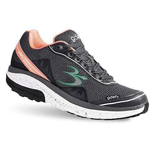 b736fc67560e8 Gravity Defyer Proven Pain Relief Women's G-Defy Mighty Walk - Best Shoes  for Heel