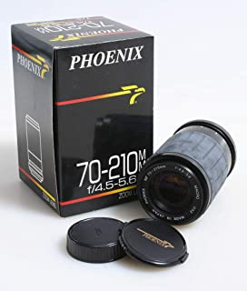 70-210mm F 4.5-5.6 for CONTAX Yashica, New in Box