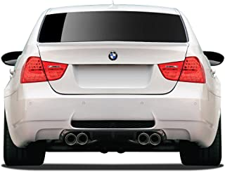 Aero Function Replacement for 2008-2013 BMW M3 E90 4DR Carbon AF-1 Rear Diffuser (CFP) - 1 Piece