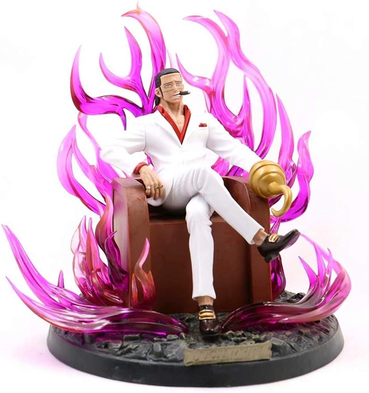 Con precio barato para obtener la mejor marca. Figura de acción acción acción Modelo de Anime Personajes Recuerdo Ornamento coleccionable, trono de una pieza, juguete, escultura, muñeca clásica, colección de estatuas, juguete Decoración ( Color   blancoo )  promociones de descuento