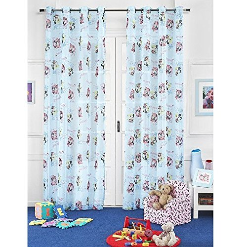 NADA HOME Cortina Mickey Mouse Disney Velo Original Idea De Regalo Dor