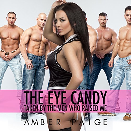 The Eye Candy audiobook cover art