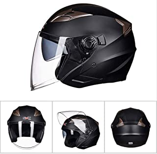 Amazon.es: casco jet con gafas