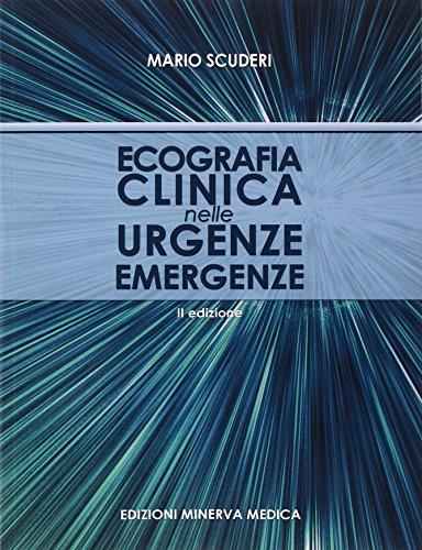 Ecografia clinica nelle urgenze emergenze