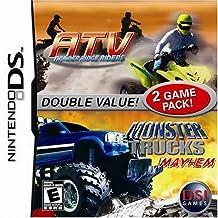 ATV Thunder Ridge Riders / Monster Trucks Mayhem [video game]