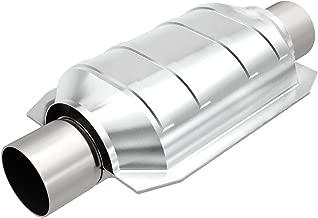 MagnaFlow 542104 Universal Catalytic Converter (CARB Compliant)