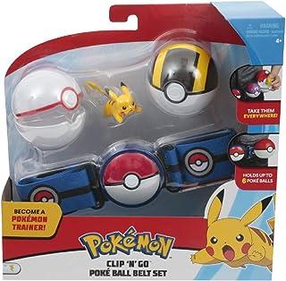 Pokemon Cinturón Clip'nGo Premiere Ball, Ultra Ball and 1 - 2