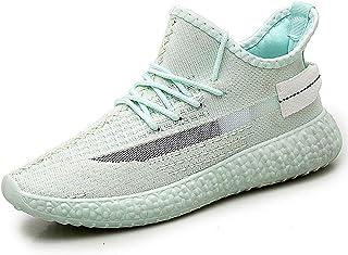JIYE Men's and Women's Athletic Performance Gym Walking Shoes Breathable Sport Tennis Sneaker