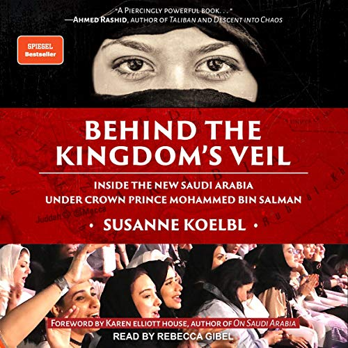 Behind the Kingdom's Veil cover art