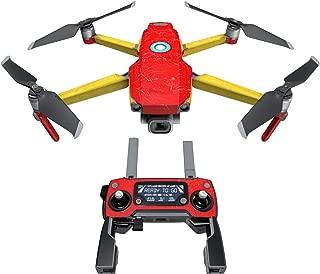 DJI Mavic 贴花套件 - 包括 1 个无人机/电池皮肤 + 控制器皮肤 Mark Xliii Mavic 2/Zoom DJIM2-MK43