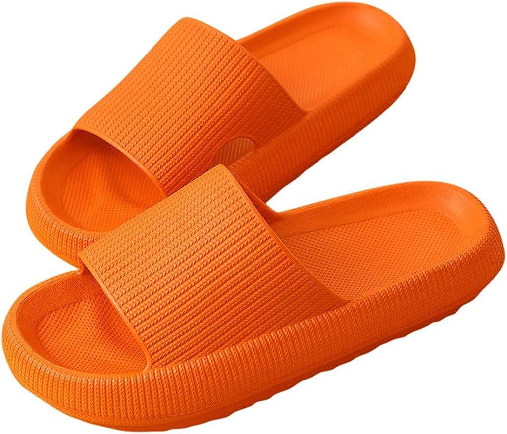 Womens Sandals Slippers Platform Non Super-cheap Deluxe Sanda Slip Ultra Soled Soft