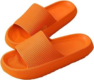 NUSGEAR Chaussures Sandales de Plage Femmes Hommes Claquettes de Douche Chaussons Antidérapantes Pantoufles été Ultra-Soft...