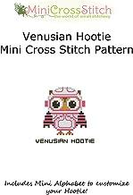 Hootie Venusian Mini Cross Stitch Pattern