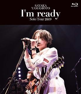 山本彩 LIVE TOUR 2019~I'm ready~[Blu-ray]