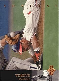 1994 Upper Deck #115 Carlos Baerga MLB Baseball Trading Card