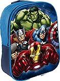 Star Licensing Marvel Avengers Zainetto Piccolo Zainetto per bambini, Multicolore