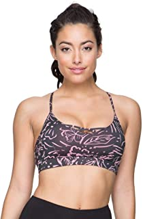 Colosseum Active Women's 4 Way Stretch Moisture Wicking Alexa Strappy Sportsbra