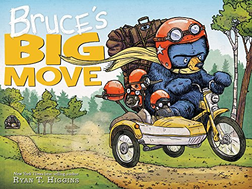 Bruce's Big Move (A Mother Bruce Book) (Mother Bruce Series (4))