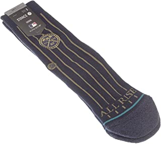 Stance Socks, Stance Aaron Judge All Rise - Calcetines (talla L), color azul marino