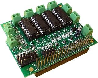 Pridopia DC Motor Control Board for Raspberry Pi B+/B2