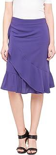Globus Solid Layered Skirt