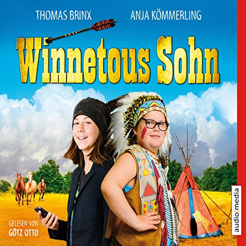 Winnetous Sohn cover art