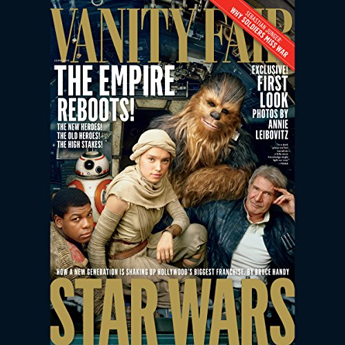 Vanity Fair: June 2015 Issue audiobook cover art