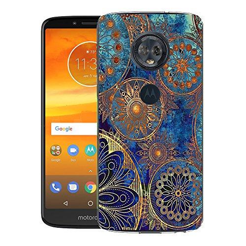 Moto E5 / Moto G6 Play Handy Tasche, FoneExpert® Ultra dünn TPU Gel Hülle Silikon Hülle Cover Hüllen Schutzhülle Für Motorola Moto E5 / Moto G6 Play