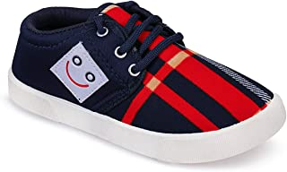 Zenwear Casual Shoes Lace Up Sneakers for Kids Boy's