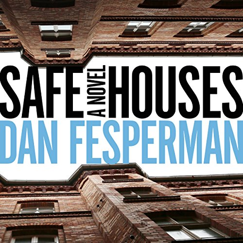 Safe Houses audiobook cover art