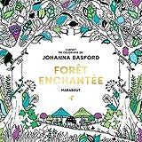 Le petit livre de coloriages - Forêt enchantée