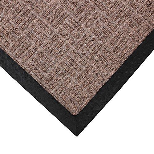 JVL Fußmatte aus Teppich und Gummi Home Office, Eltern 2