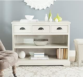 Safavieh American Homes Collection Prudence White Bookshelf Unit