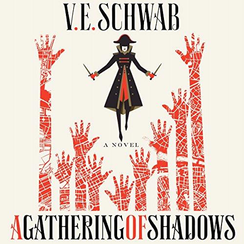 A Gathering of Shadows: A Novel