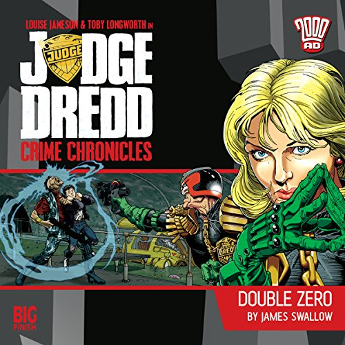 Judge Dredd - Crime Chronicles - Double Zero cover art
