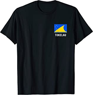 Tokelau Flag Shirt | Tokelauans T-Shirt